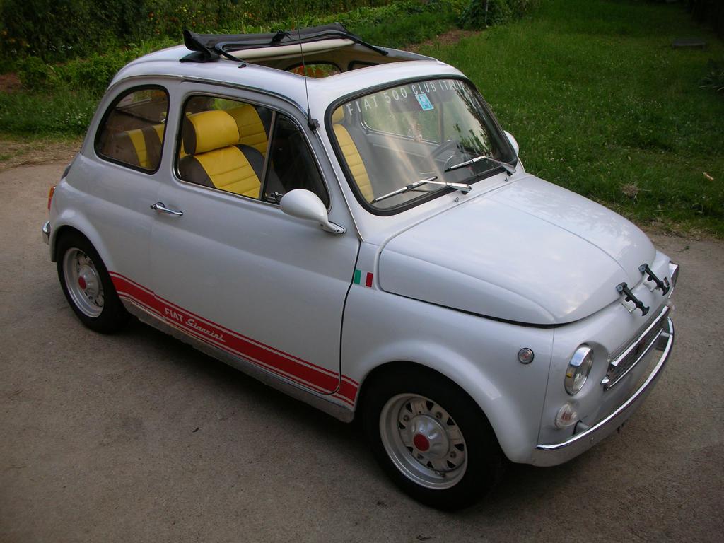 Tappezzeria interni fiat 500 for Moquette fiat 500 epoca
